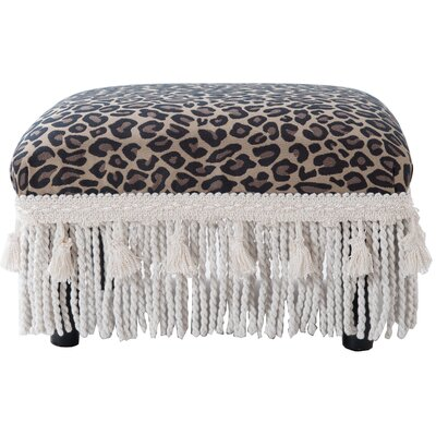 Toph Decorative Ottoman