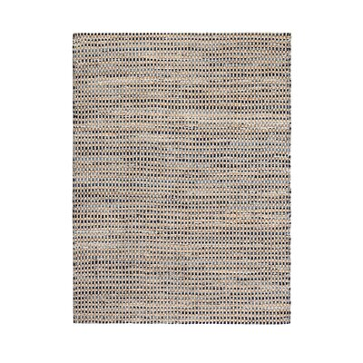 Perryville Hand-Woven Blue Area Rug Rug Size: 5 x 8