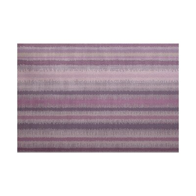 Dorazio Purple Indoor/Outdoor Area Rug Rug Size: 4 x 6