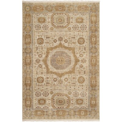 Cady Frappuccino / Ivory Area Rug Rug Size: Rectangle 2 x 3