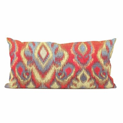 Bogia Lumbar Pillow Color: Opal Fire