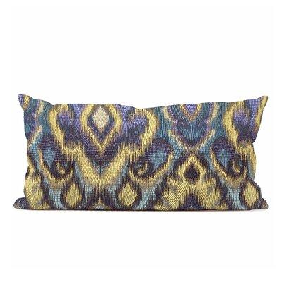 Camari Lumbar Pillow Color: Opal Pacific