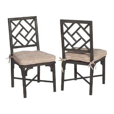 Lonaravale Side Chair Finish: Classic Antique Smoke