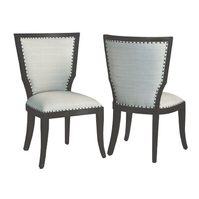 Beale Side Chair Finish: Classic Antique Smoke