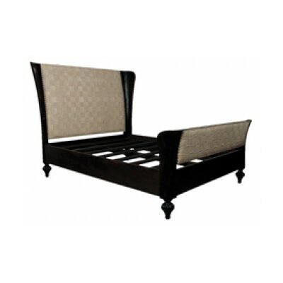 Bonsall Upholstered Sleigh Bed Size: Queen