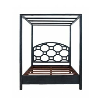 Nora Canopy Bed Size: Queen