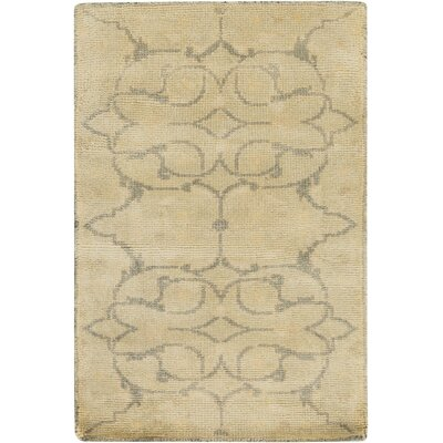 Fernald Olive Area Rug Rug Size: Rectangle 2 x 3