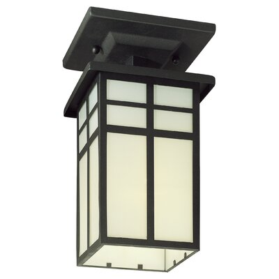 Bonfield 1-Light Semi-Flush Mount