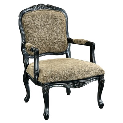 Bonniton Reptile Accent Arm Chair