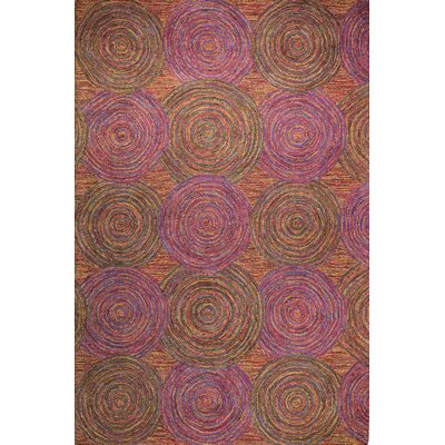 Maximo Multi-color Rug Rug Size: Runner 26 x 8