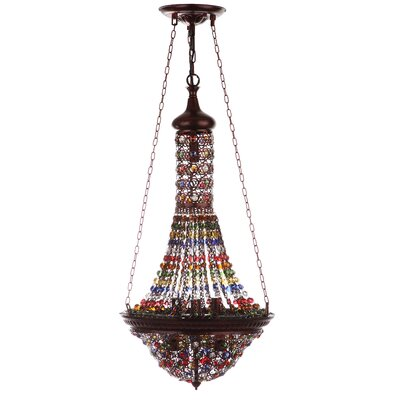 Fisher 7-Light Empire Chandelier