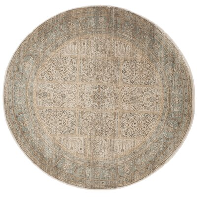 Branch Ivory Area Rug Rug Size: Rectangle 9 x 12