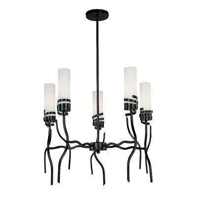 Cornita 5-Light Shaded Chandelier