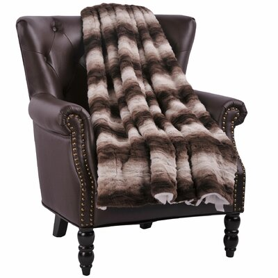 Doyle Throw Size: 80 L x 60 W