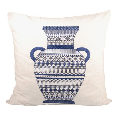 Arletta Cotton Throw Pillow