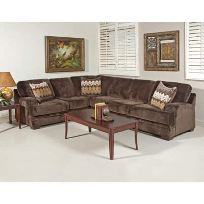 Boredale Sectional with Ottoman