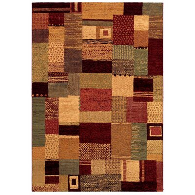 Gene Mustard Rug Rug Size: Rectangle 66 x 96
