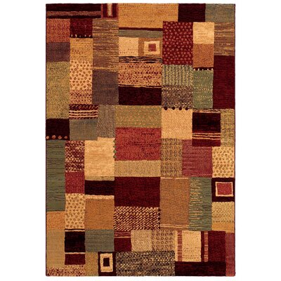 Gene Mustard Rug Rug Size: Rectangle 92 x 125