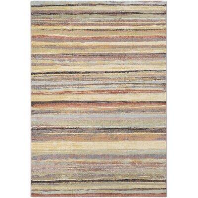 Gene Dusk Area Rug Rug Size: 53 x 76