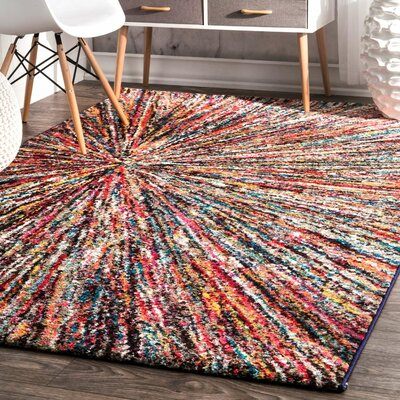 Lucy Indoor Area Rug Rug Size: Rectangle 8 x 10