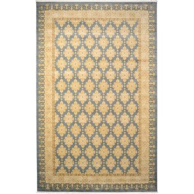 Jamar Blue Area Rug Rug Size: 106 x 165