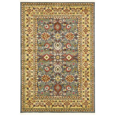 Fonciere Area Rug Rug Size: Rectangle 6 x 9