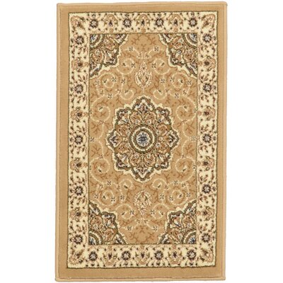 Jenna Light Brown Area Rug