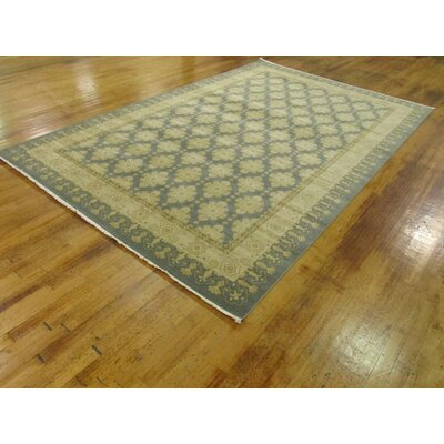 Jamar Blue Area Rug Rug Size: Rectangle 106 x 165