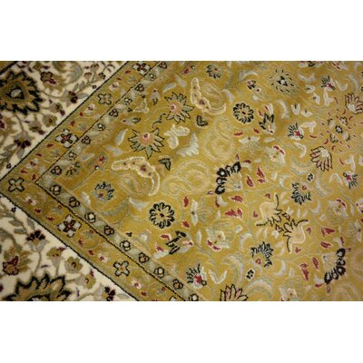 Bounaga Gold Area Rug