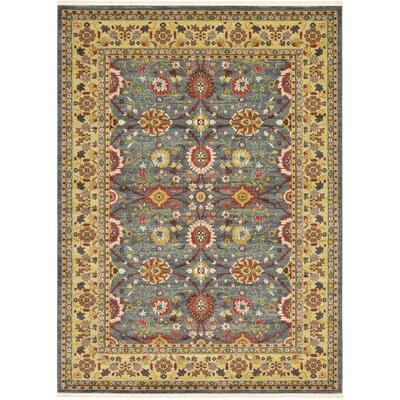 Fonciere Area Rug Rug Size: Rectangle 8 x 11