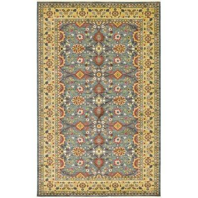 Fonciere Area Rug Rug Size: 106 x 165
