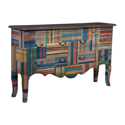 Barrie Hand-Painted Sideboard