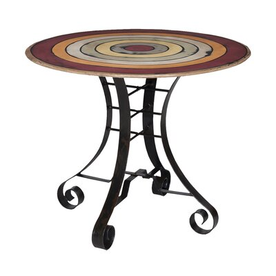 Baylie Metal Dining Table