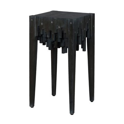 Arcene Art Deco End Table