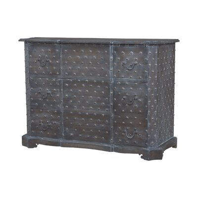 Vance 3 Drawer Standard Dresser