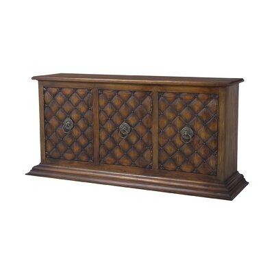 Bookley Carved Sideboard
