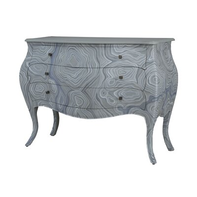Blais 3 Drawer Standard Dresser