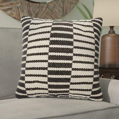 Sophia Cotton Throw Pillow Fill Material: Down