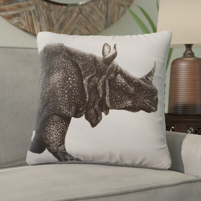 Sophia Animal Throw Pillow