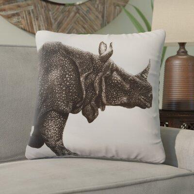 Sophia Animal Throw Pillow