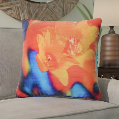 Kitchenaid Digital Print Throw Pillow Color: Orange/Yellow