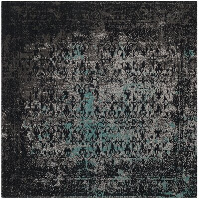 Kheir Multi-Colored Area Rug Rug Size: Square 6