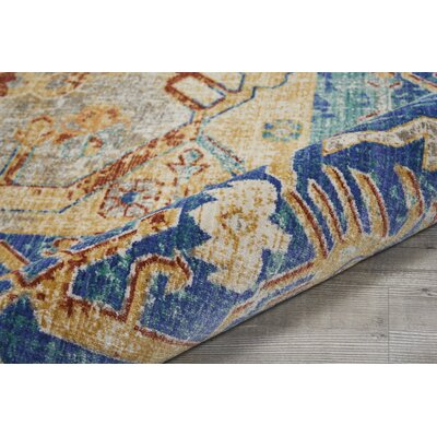 Devan Cream Indoor Area Rug Rug Size: Runner 23 x 710