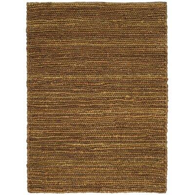 Elaine Gold Area Rug Rug Size: 3 x 5