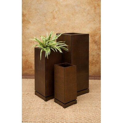 Branz 3-Piece Metal Planter Box Set WLDM1733 37087803
