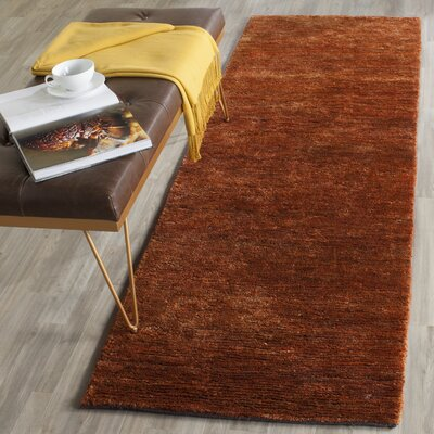Parisi Area Rug Rug Size: Runner 26 x 8