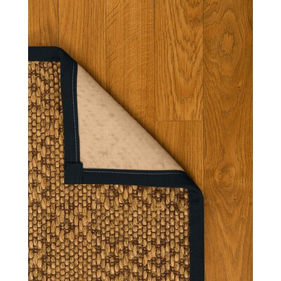 Camile Hand Woven Copper Area Rug Rug Size: 2' X 3' WRMG2433 42193325