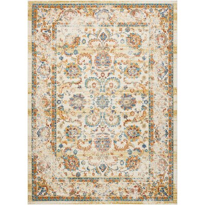 Devan  Area Rug Rug Size: Rectangle 53 x 73