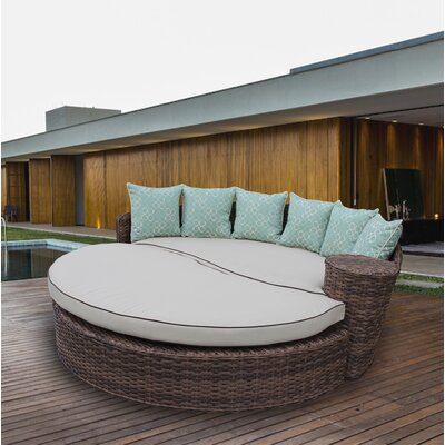 Information about Overstuffed Daybed Cushion Product Photo