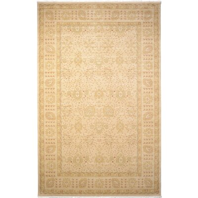 Fonciere Beige Area Rug Rug Size: Rectangle 106 x 165